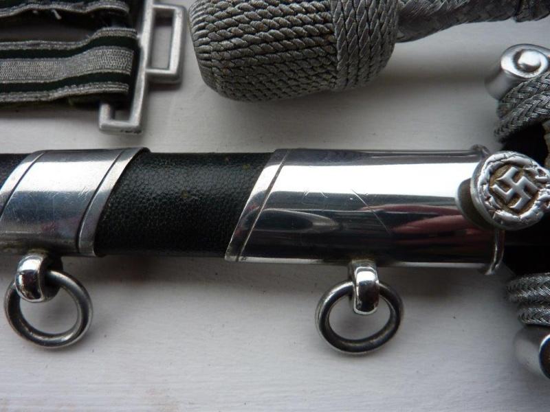 Dague des cadres de la Douane - Hörster P1210318