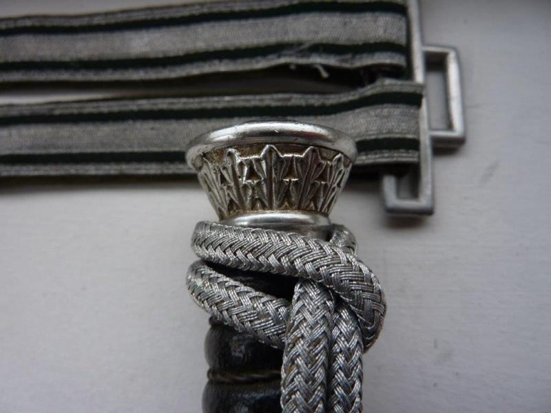 Dague des cadres de la Douane - Hörster P1210321