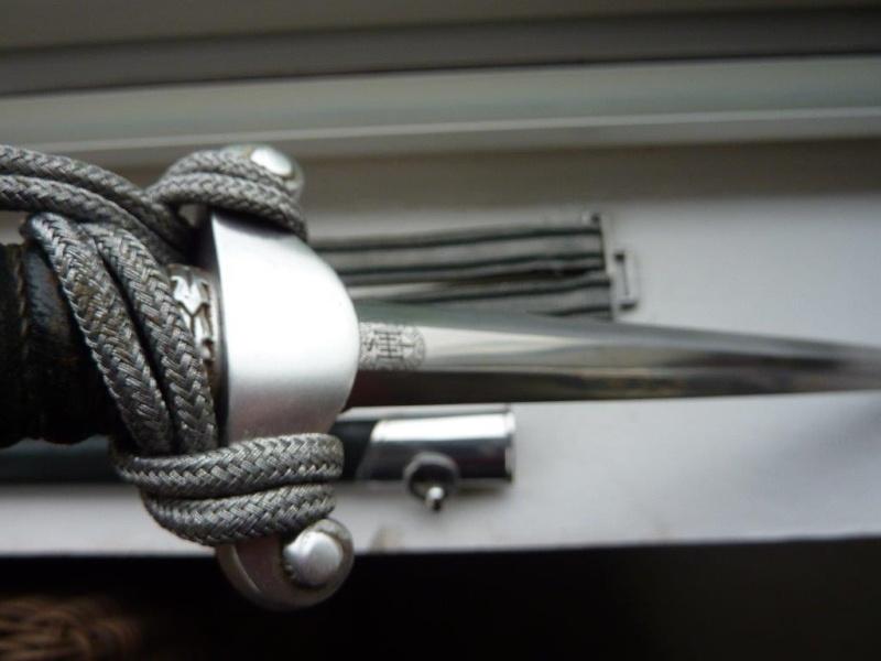 Dague des cadres de la Douane - Hörster P1210322