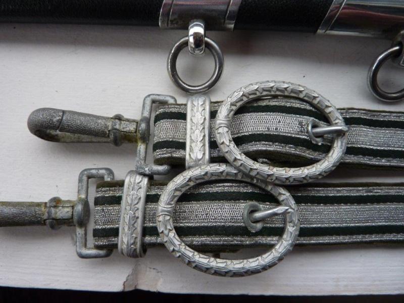 Dague des cadres de la Douane - Hörster P1210323
