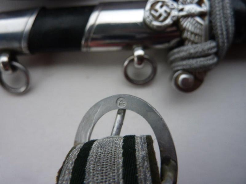 Dague des cadres de la Douane - Hörster P1210326