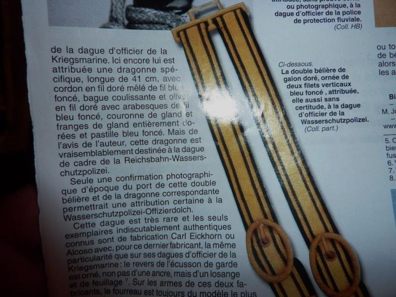 Dague de la Wasserschutzpolizeï -Puma- P1210526