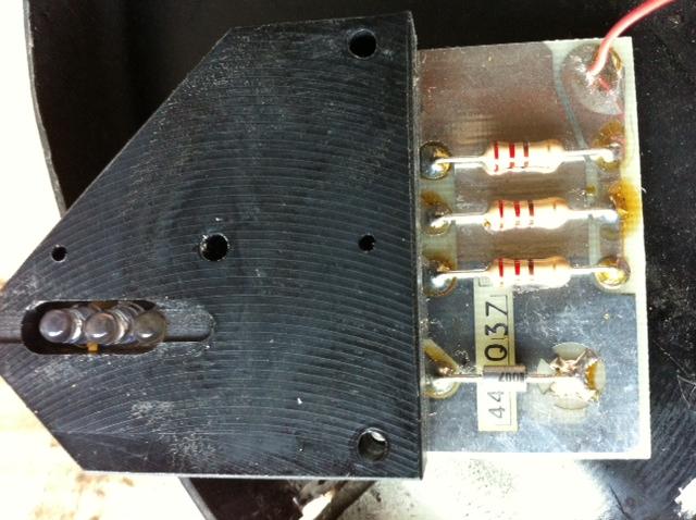 Banc Souriau 1263 ou 1264 : remplacement de la lampe par des leds. - Page 4 Photo_13
