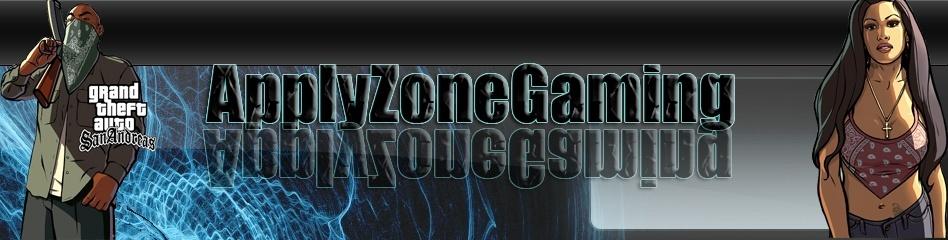ApplyZone Gaming RO