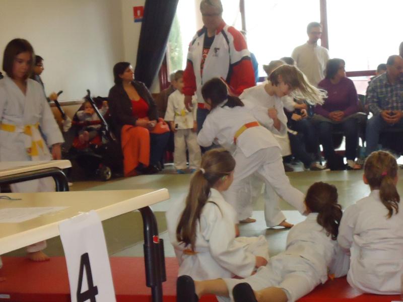 17 mars 2013 - compétition à Saint Germain Laval 14pt11