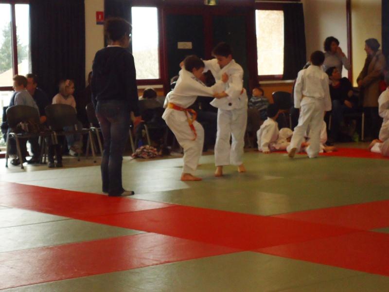 17 mars 2013 - compétition à Saint Germain Laval 15pt11