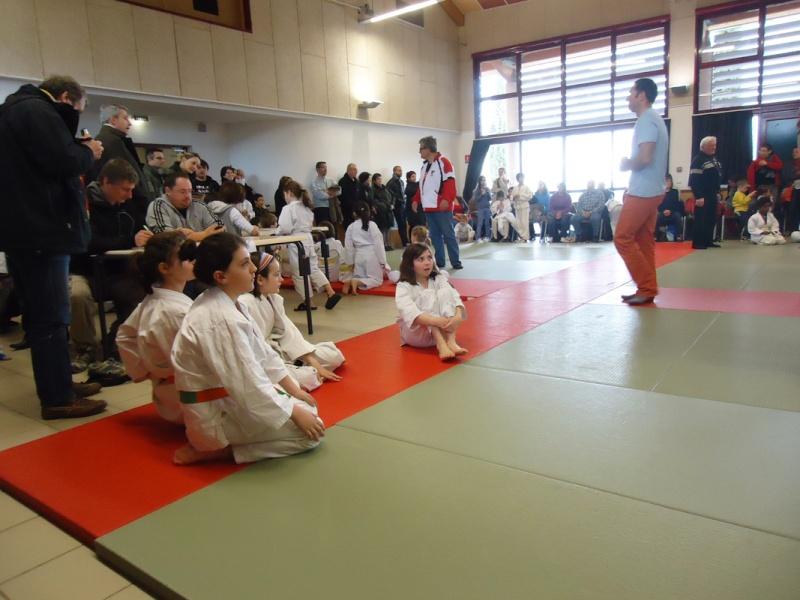 17 mars 2013 - compétition à Saint Germain Laval 17pt11