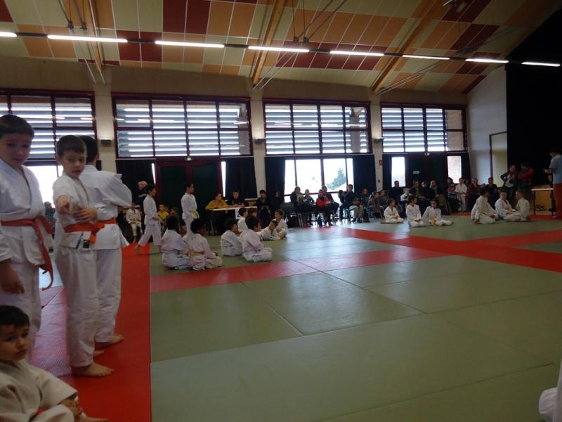 17 mars 2013 - compétition à Saint Germain Laval 3pt14