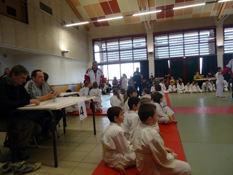17 mars 2013 - compétition à Saint Germain Laval 6pt13