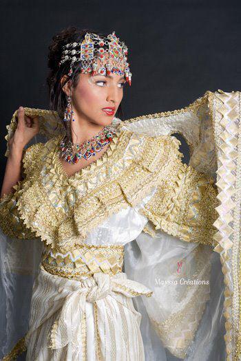 تصديرة العروس الجزائرية - الجبة القبائلية Ebrzj10