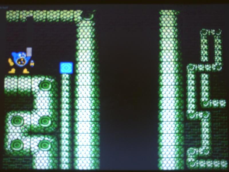 Megaman Day in the Limelight 2 soluce pour les pieces cachée Pict0021
