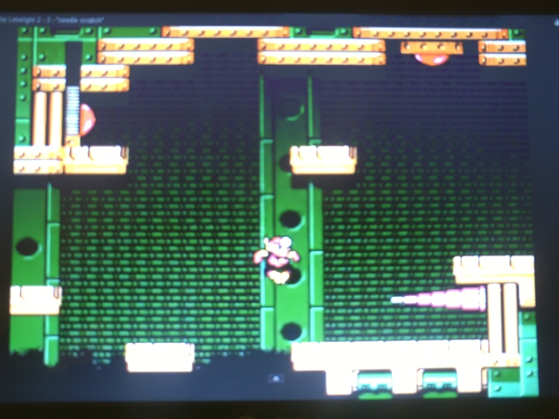 Megaman Day in the Limelight 2 soluce pour les pieces cachée Pict0023