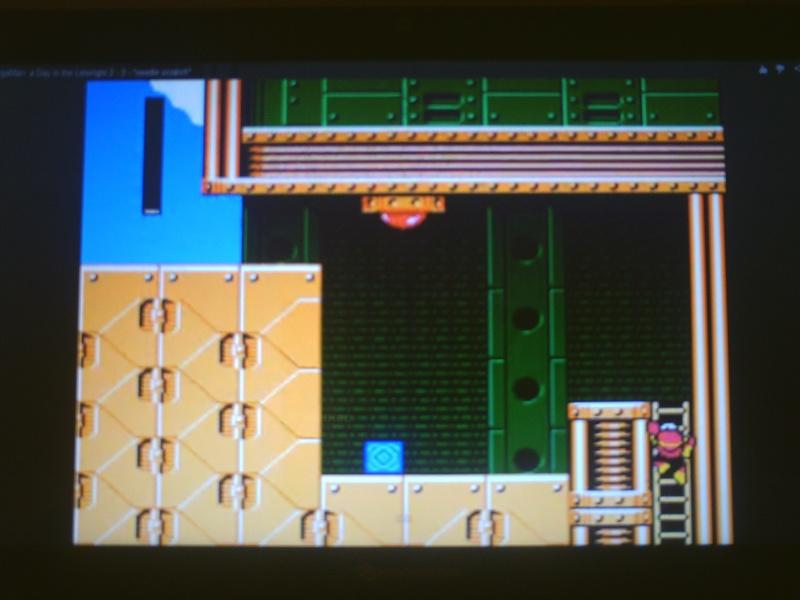 Megaman Day in the Limelight 2 soluce pour les pieces cachée Pict0025