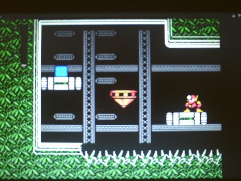 Megaman Day in the Limelight 2 soluce pour les pieces cachée Pict0030