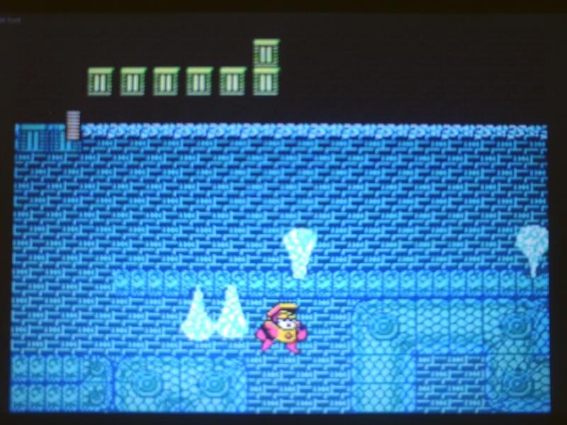 Megaman Day in the Limelight 2 soluce pour les pieces cachée Pict0036