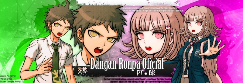 Dangan Ronpa Oficial PT e BR