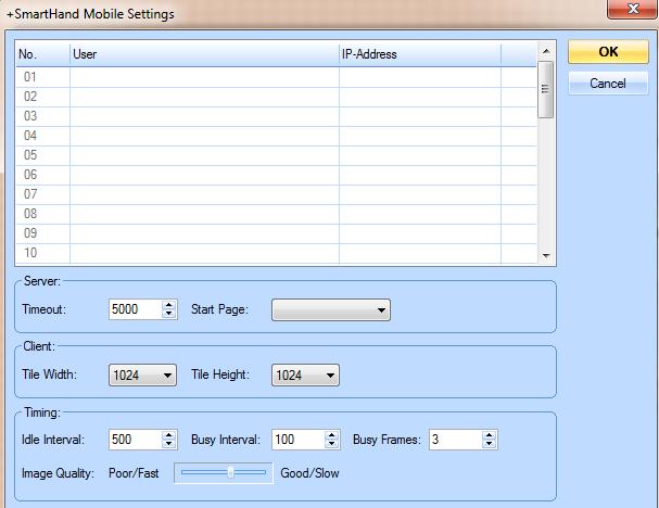 SmartHand Mobile & utilisation du Manager dans TC - Page 4 Smart110