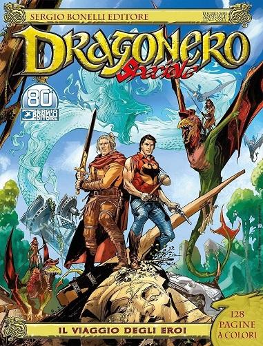 Il viaggio degli eroi (Speciale Dragonero n.8 - team up Dragonero & Zagor) 16231610