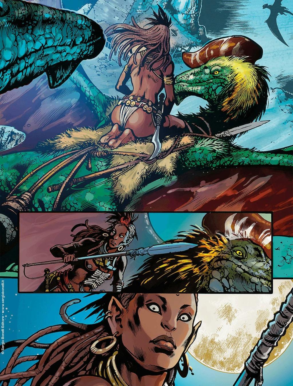 Il viaggio degli eroi (Speciale Dragonero n.8 - team up Dragonero & Zagor) 16231611