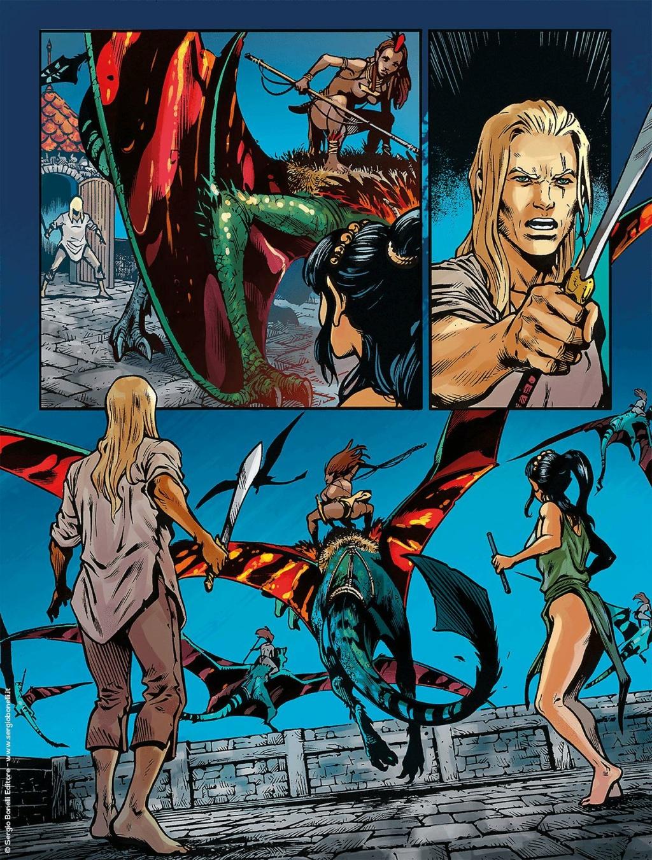 Il viaggio degli eroi (Speciale Dragonero n.8 - team up Dragonero & Zagor) 16231612