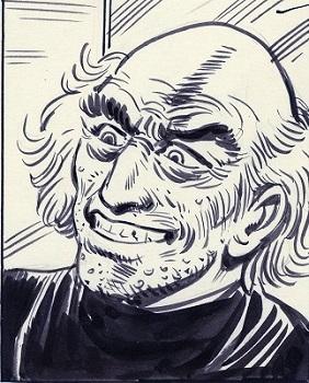 Quale versione disegnata di Hellingen preferite? Zagori13