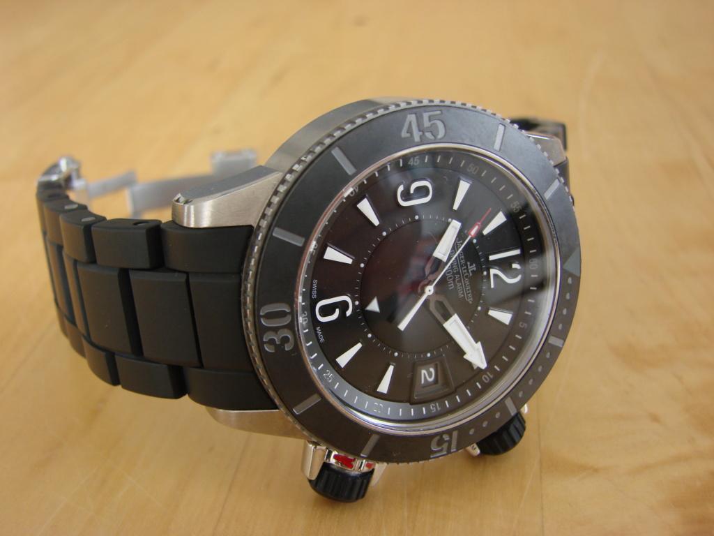 Jaeger - [Vends] jaeger lecoultre navy seals alarme de 2010 - 7700€ Face_p16