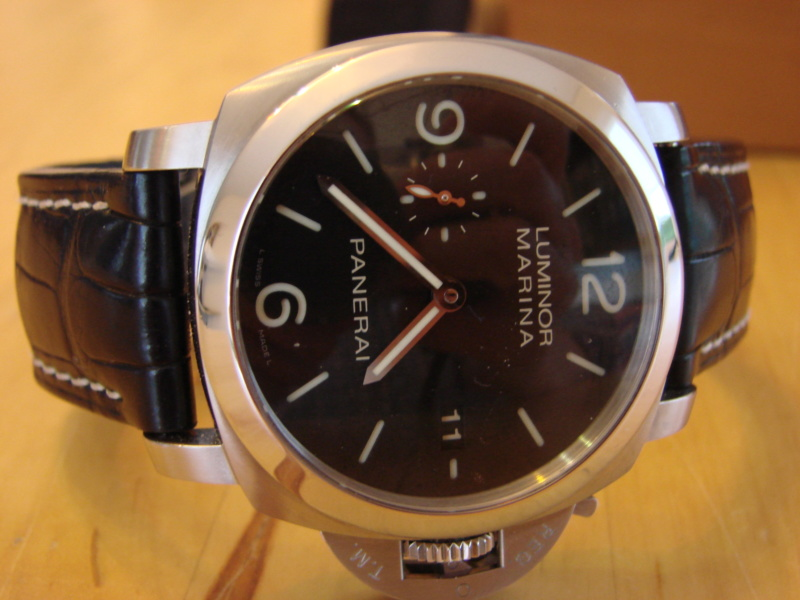 panerai - [Vends] panerai pam 312 full set de 2012 - 4900€ Face_p30