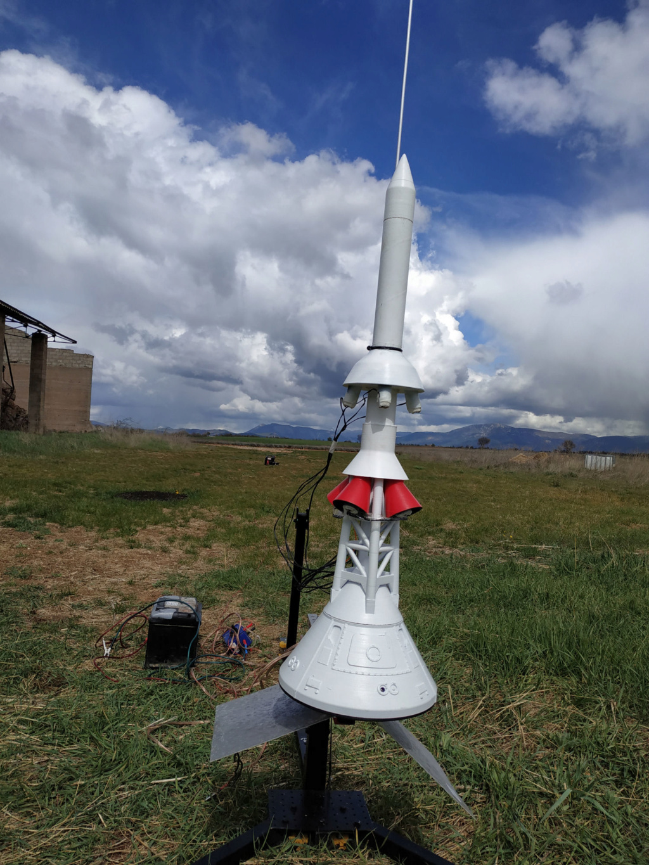 Launch Escape System Pas_de11