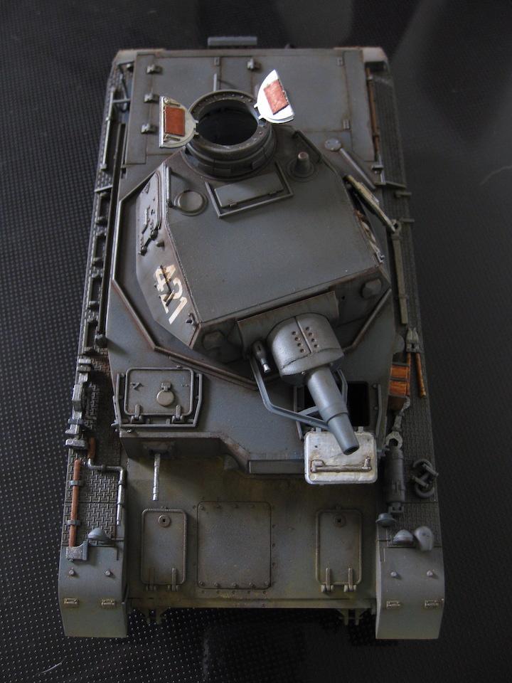 Panzer IV Ausf 'D' Tamiya Img_5913