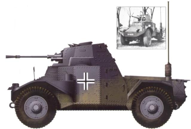 [Photos] Véhicules des troupes allemandes en Auvergne ! Amd10
