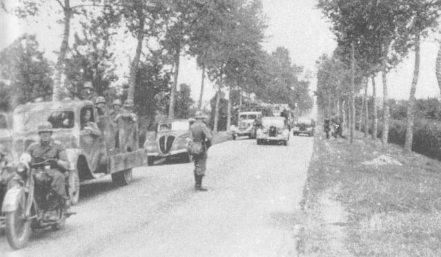 [Photos] Véhicules des troupes allemandes en Auvergne ! Colonn10