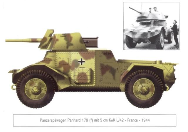 [Photos] Véhicules des troupes allemandes en Auvergne ! Panzer11