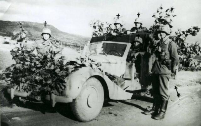 [Photos] Véhicules des troupes allemandes en Auvergne ! Patrou11