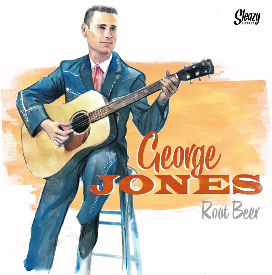 GEORGE JONES 43623010