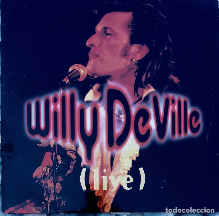 WILLY DeVILLE 87450710
