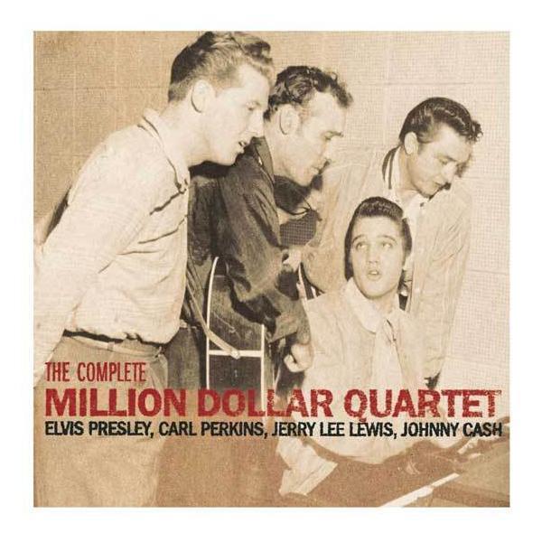 MILLION DOLLAR QUARTET 4 DICIEMBRE 1956 A130-110