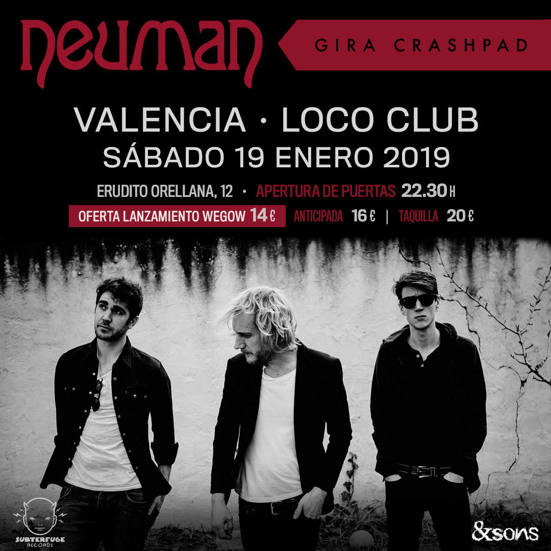 NEUMAN LOCO CLUB 19 ENERO  2019 Cartel27