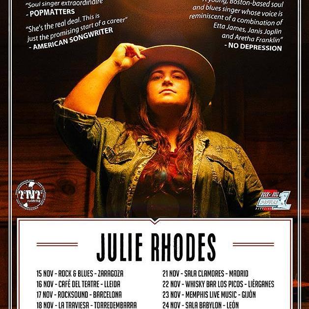 JULIE RHODES LOCO CLUB 19 NOVIEMBRE  Img_2151