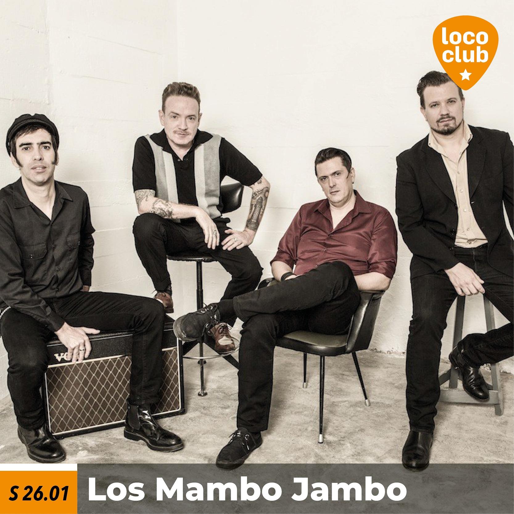 LOS MAMBO JAMBO 26 ENERO 2019 LOCO CLUB  Img_2273