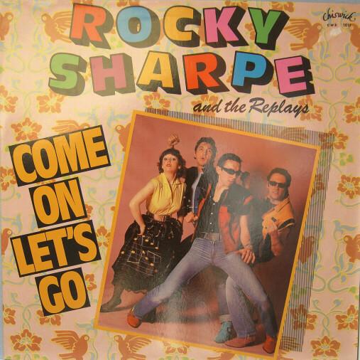 ROCKY SHARPE & THE REPLAYS  R-107210
