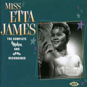 ETTA JAMES   R-509310