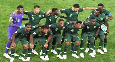 Let us stop deceiving our selves by saying that Nigerians are going to win the world cup 35356110