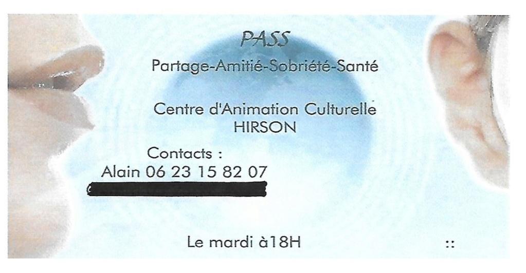 HIRSON dans l'AISNE (02). Hôpital et une Association Pass11
