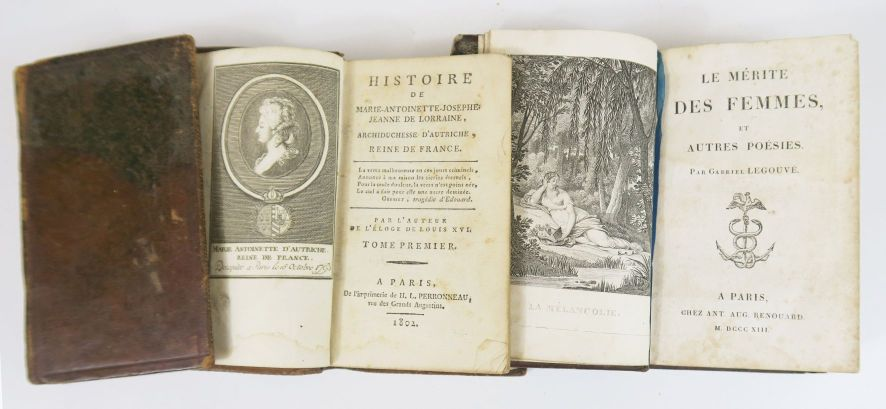 A vendre: livres sur Marie-Antoinette, ses proches et la Révolution - Page 7 15465110