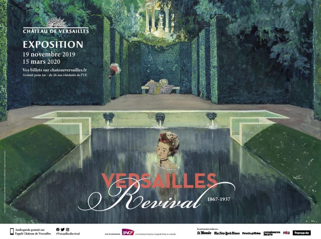 Versailles Revival Affich12
