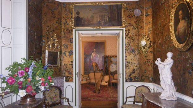 L'Hôtel de Groesbeeck de Croix - Musée des Arts Décoratifs Cfe85010