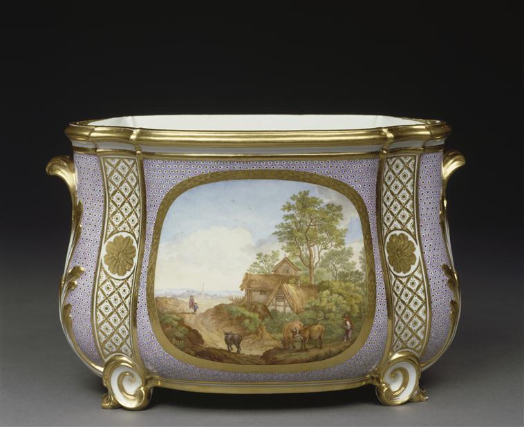 Préemptions par le Musée National du château de Versailles Cuvett10