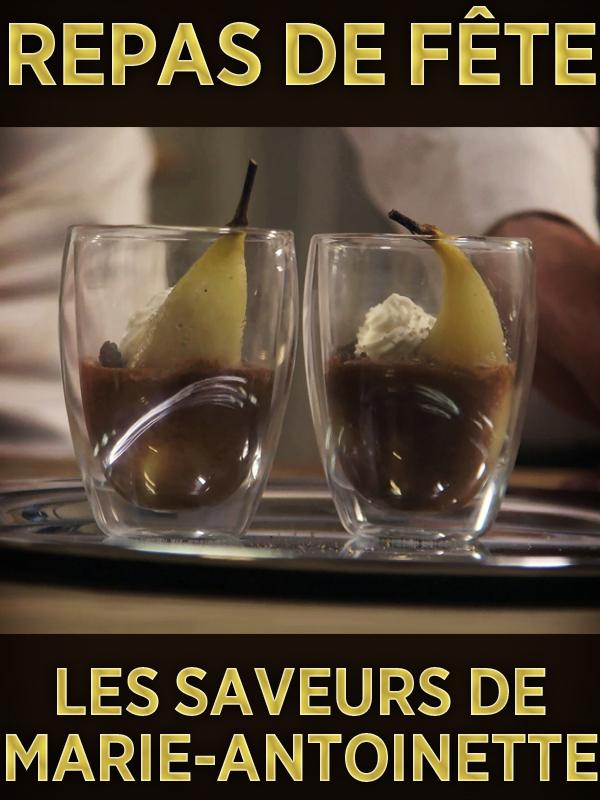 Repas de fête - Les saveurs de Marie-Antoinette Eaa35f10