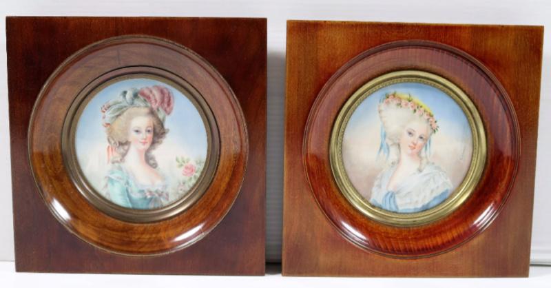 A vendre: miniatures de Marie Antoinette et de ses proches - Page 15 Zducre12