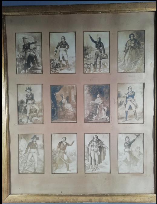 A vendre: gravures Marie-Antoinette et XVIIIe siècle - Page 3 Zducre13